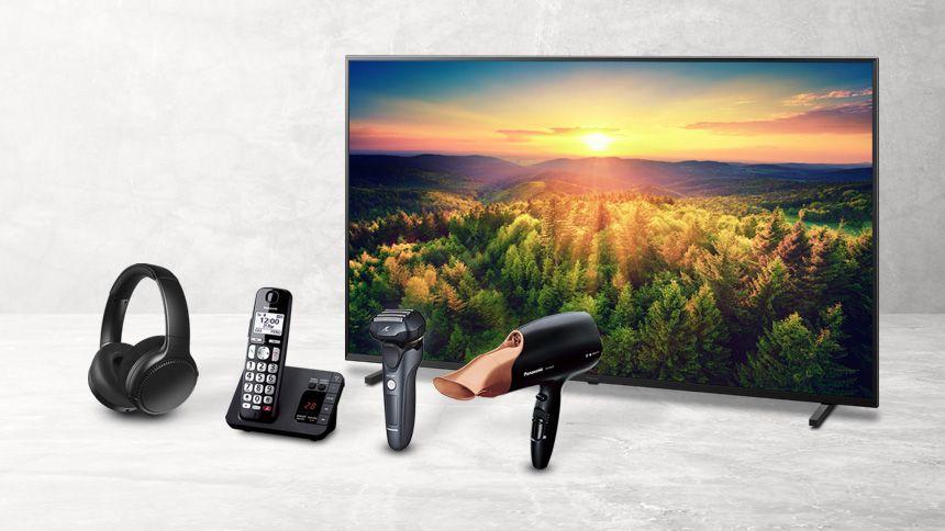 Panasonic TVs | Home Appliances | Entertainment - 15% NHS discount