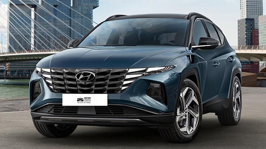Hyundai Tucson - NHS save £6,178.20