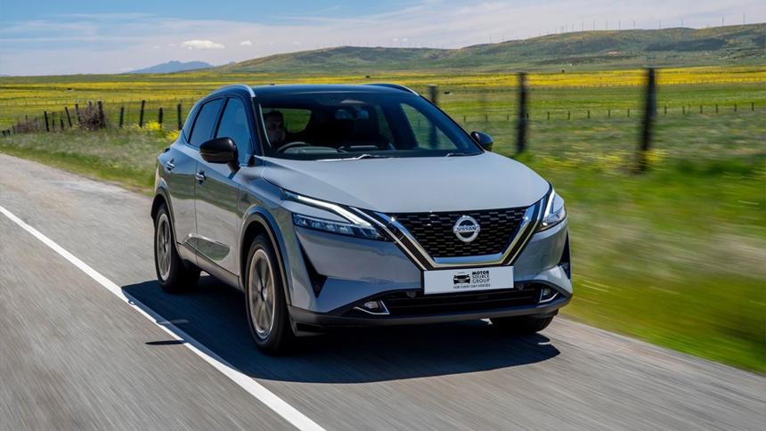 Nissan Qashqai - NHS save £5,535
