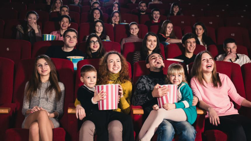Vue Cinemas - Save up to 40% at Vue
