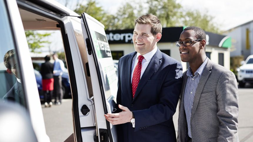 Enterprise Van Hire - 10% NHS discount off van hire