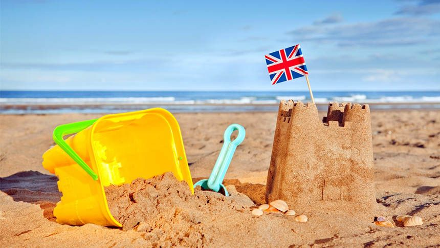 Summer Holidays. From £79 per family