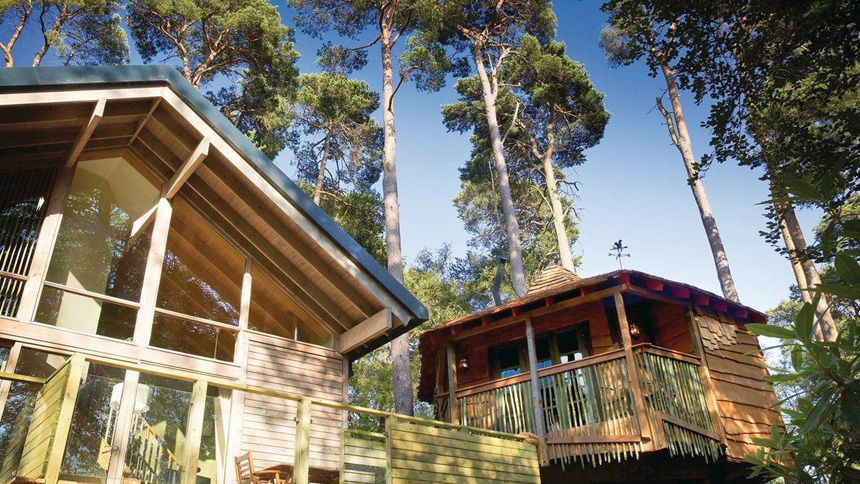 Early Summer Lodges. From just £199 + up to 10% NHS discount