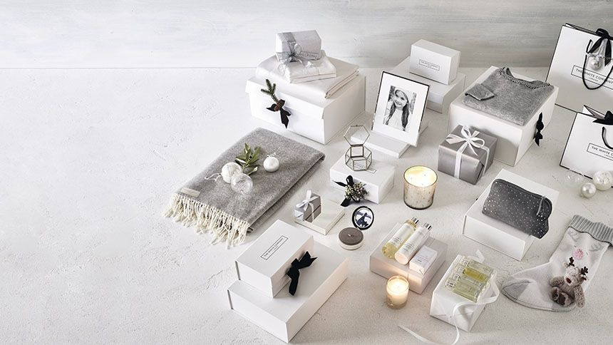 The White Company. 5% cashback