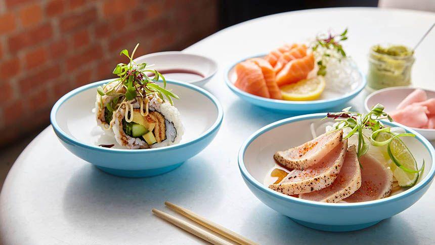 YO! Sushi. 5% cashback