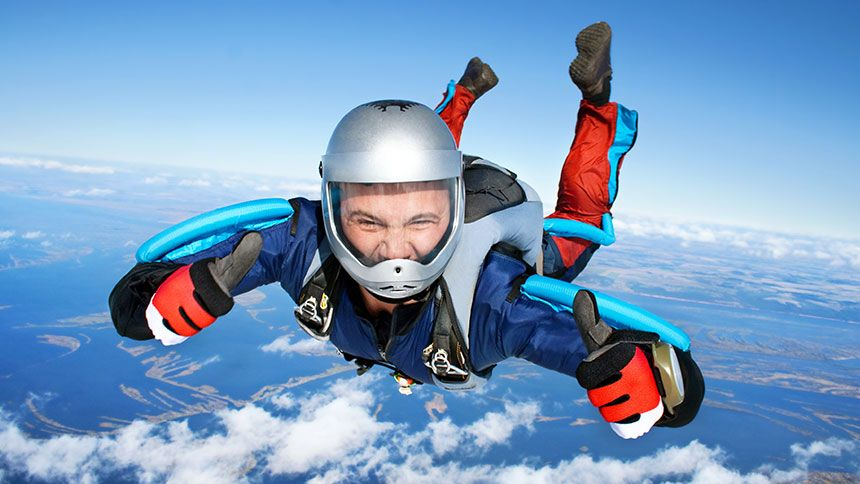 Jump This Bungee Jumping & Skydiving. 7% NHS discount