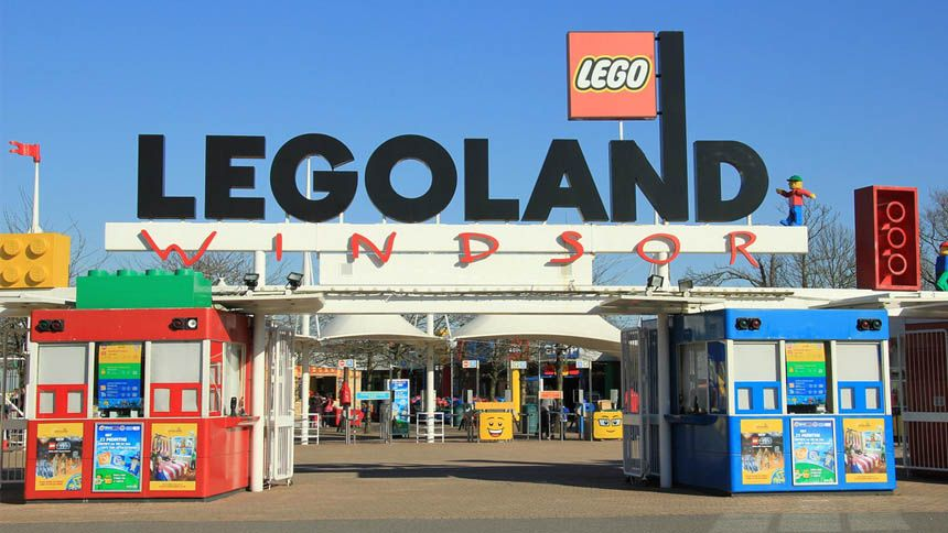 LEGOLAND Windsor Resort. 42% NHS discount