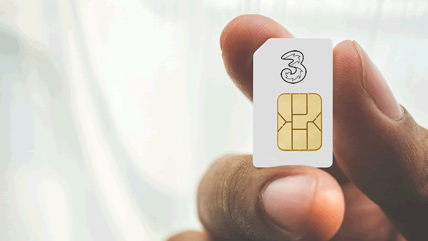 Advanced SIM Plan. 8GB data only £9 a month