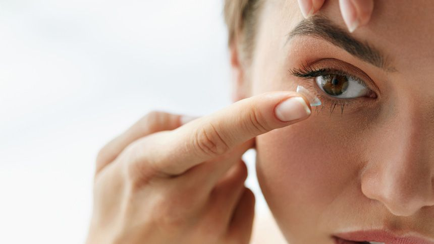 Contact Lenses Online. 15% off first orders for NHS