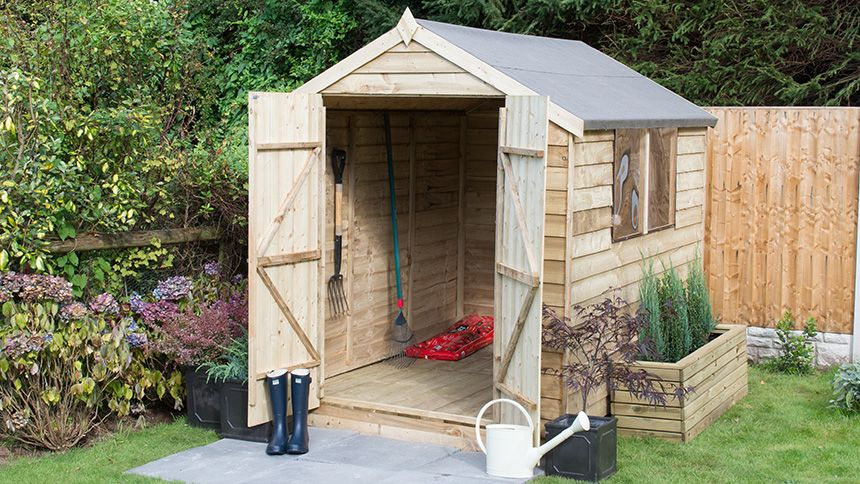 Buy Sheds Direct. £10 off for NHS