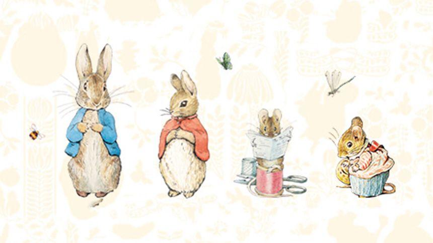 Beatrix Potter Collection. Exclusive 20% NHS discount
