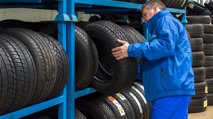Just Tyres - Exclusive 5% NHS discount