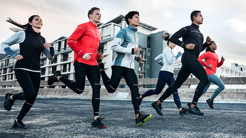 Running Shoes & Clothing. 20% NHS discount