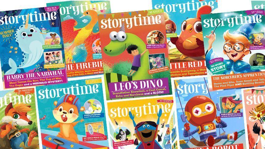 Kids Magazines. 20% NHS discount