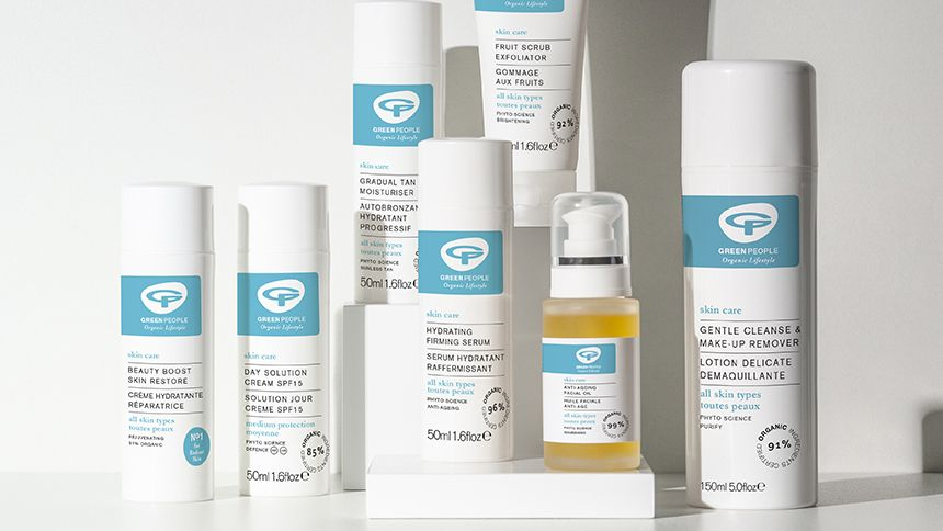 Natural & Organic Beauty. 15% NHS discount