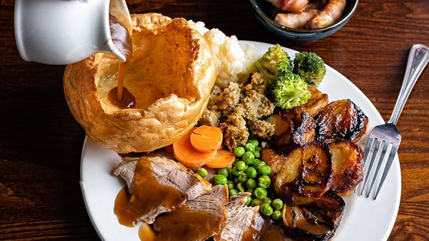Toby Carvery. Midweek treat - two courses for only £1.99 extra