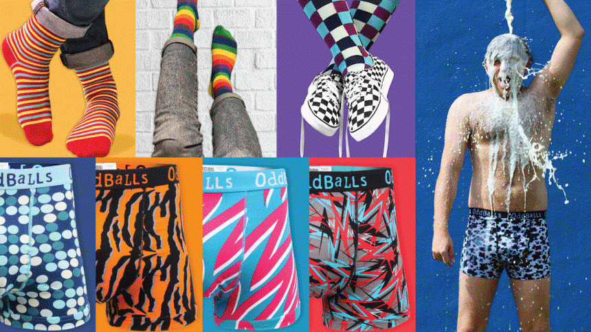 OddBalls Underwear. 15% off everything