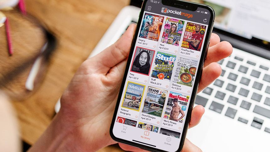 Online Magazines. 5% NHS discount