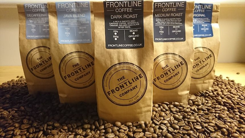 Frontline Coffee - 20% NHS discount