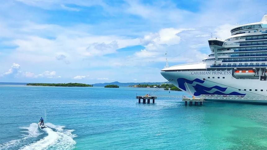 Princess Cruises. Up to $500 on-board spending money