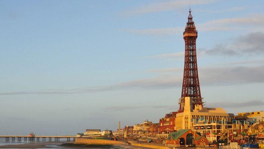 The Blackpool Tower. Huge savings for NHS
