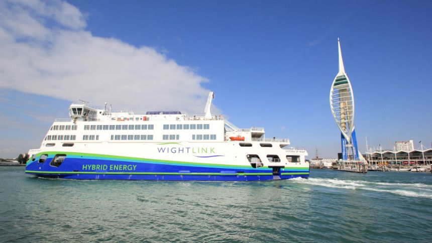 Isle of Wight Ferries - Up to 20% NHS discount