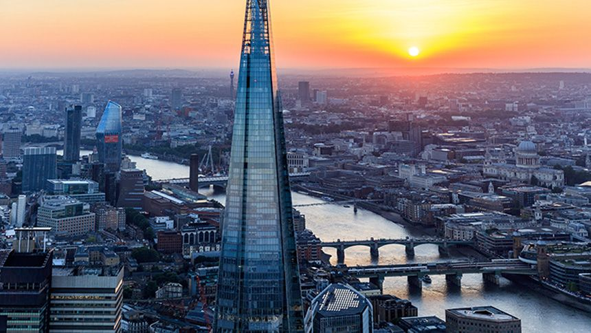 The View From The Shard - 40% NHS discount