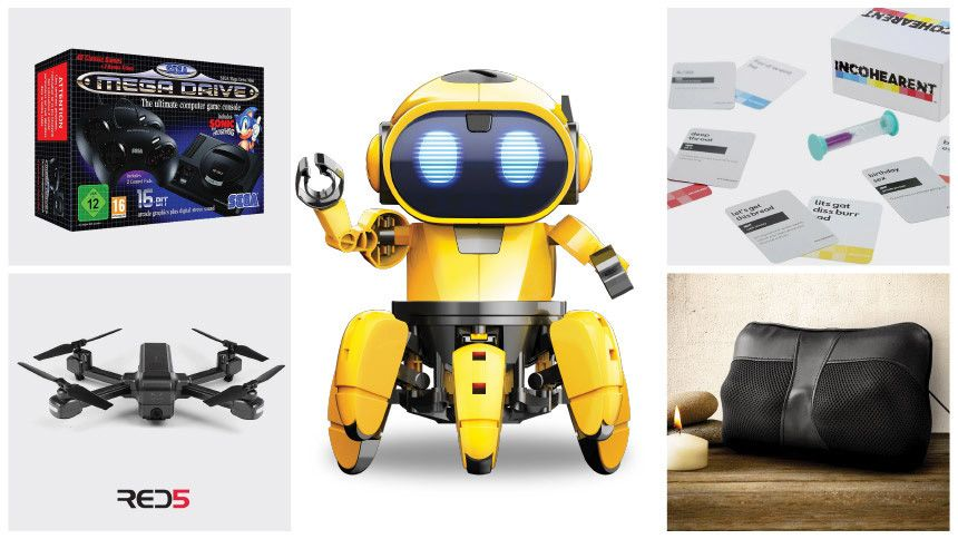 Gadgets, Present Ideas & Gifts - 10% NHS discount