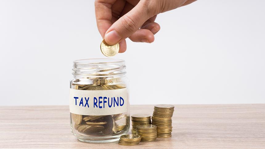 Online Tax Rebate - Get A Quick FREE Estimate Now