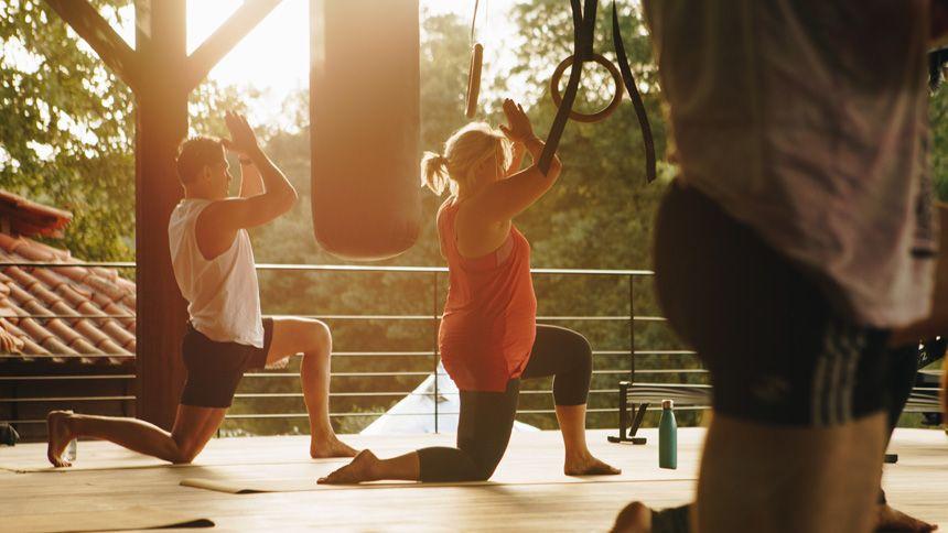 Wellness & Fitness Retreats - 10% NHS discount