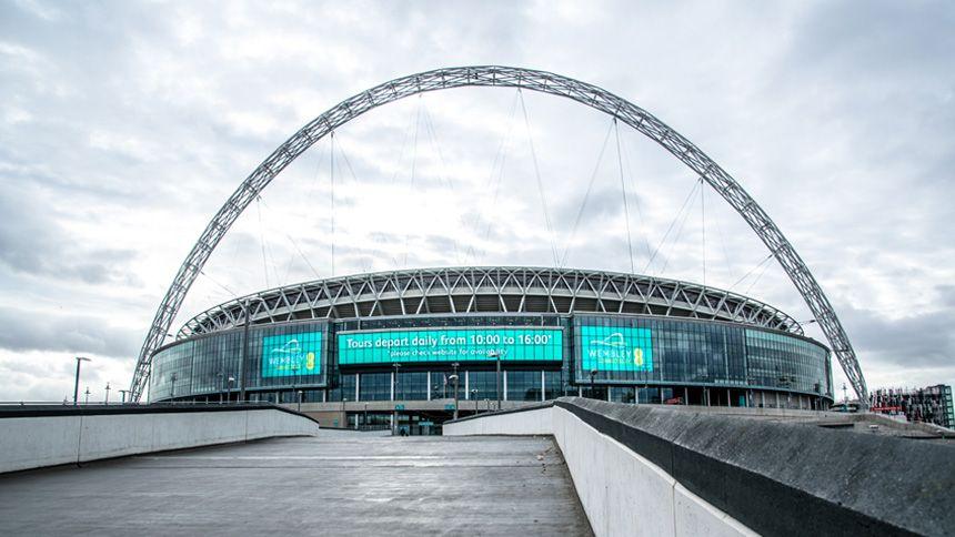 Wembley Stadium Tours - 20% NHS discount