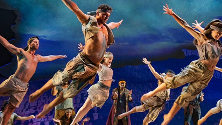 The Prince of Egypt Musical - Up to 34% NHS discount