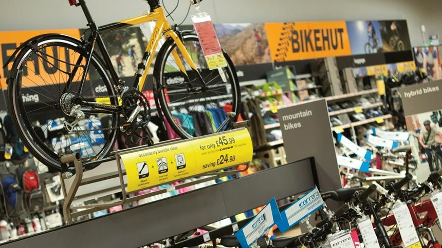 Bikes, Car Maintenance & more. 7.5% NHS discount