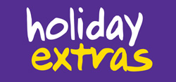 Holiday Extras+up to 60% off airport parking