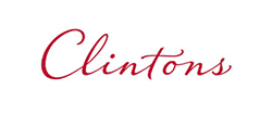Clintons+up to 50% off sale + 22% off non-sale for NHS