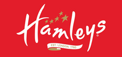 Hamleys+up to 25% off toys
